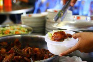 Portion de nourriture - Les restaurants des enfants