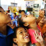 Bulles au restaurant - Nos Actions - Les restaurants des enfants